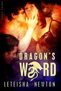 Dragon's Ward the new novel by LeTeisha Newton