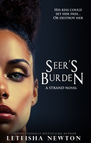 Seer's Burden Cover Idea 1