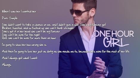 One Hour Girl Teaser 2
