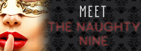 Cover Reveal Meet Naughty