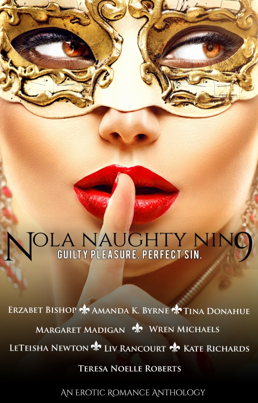 NOLA Naughty 9 Cover
